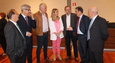 Todos los grupos de la DPZ reclaman un fondo especial de inversiones contra la despoblación en la provincia de Zaragoza