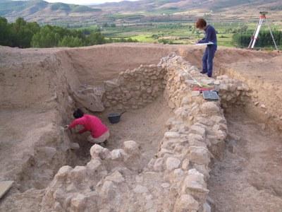 Una nueva campaña de excavaciones de la DPZ en Ateca reafirma la existencia del Alcocer cidiano