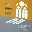Veruela Verano continúa este sábado con el XV Festival Internacional de Poesía del Moncayo y su homenaje a Blas de Otero