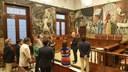 Visita de una delegación de abogados de la Fiscalía Argentina de la provincia de Tucumán
