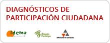 DIAGNÓSTICOS DE PARTICIPACIÓN CIUDADANA